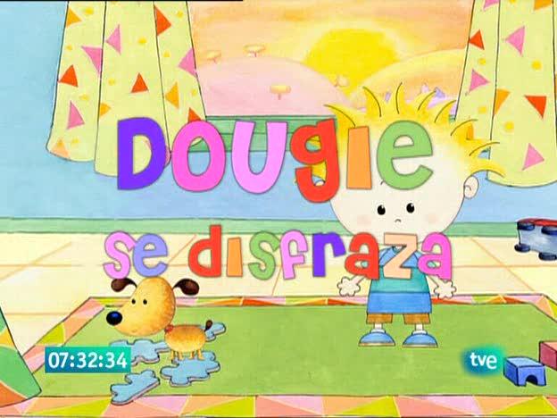Dougie se disfraza