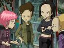 Imagen del  vídeo de Código Lyoko en inglés titulado DOWN TO EARTH