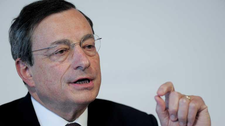 Draghi elogia las reformas del gobierno español