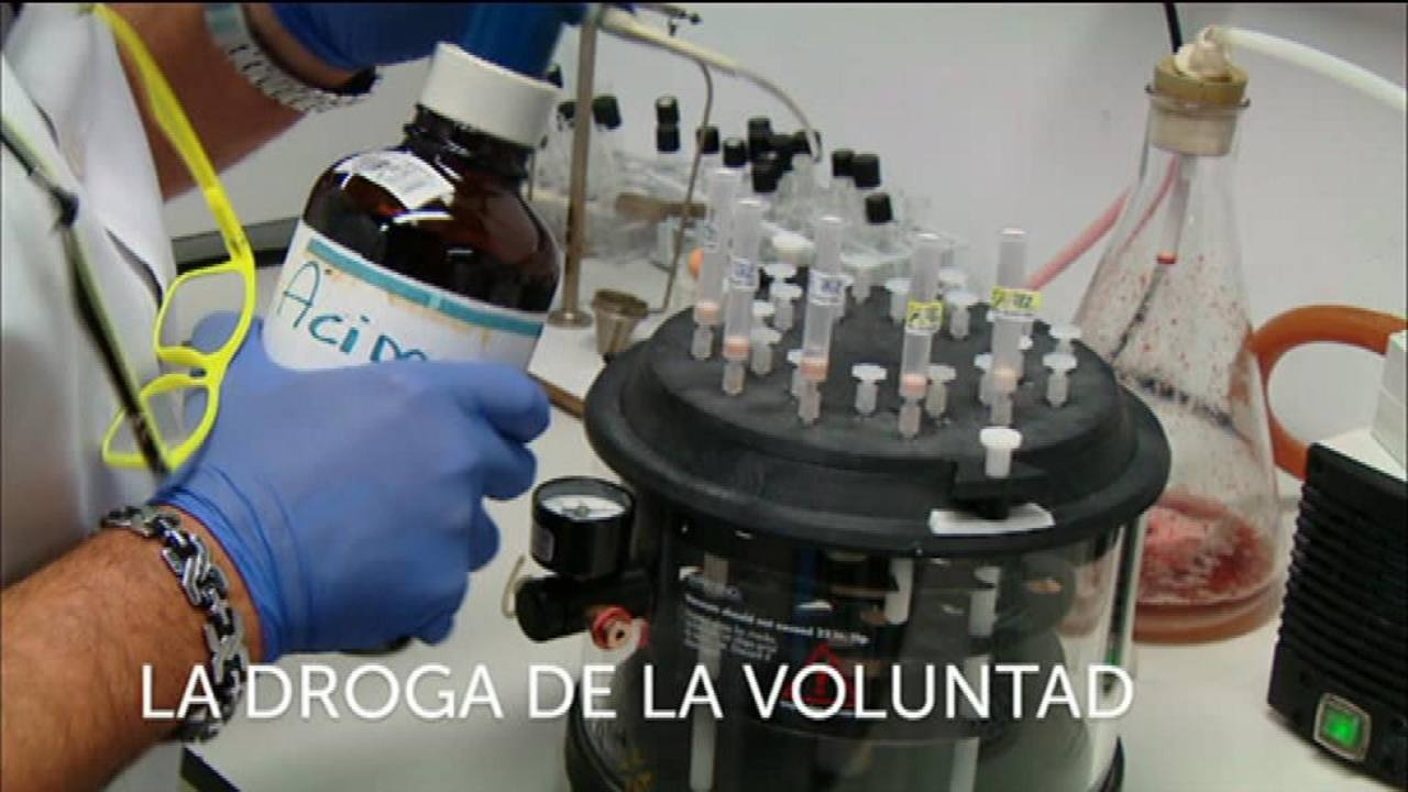 La droga de la voluntad
