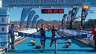 Duatlón - Campeonato de España