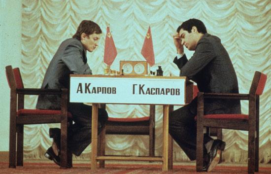 Informe semanal - El duelo Karpov-Kasparov