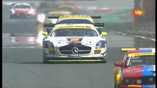 Automovilismo - Dunlop 24 H Dubai Race Car - 28/03/12