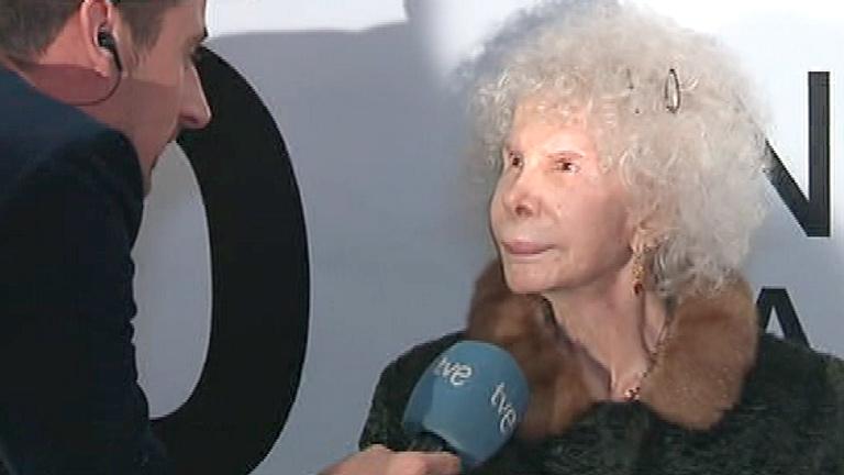 La Mañana - La Duquesa de Alba, premiada en SIMOF
