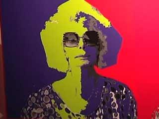 Más Gente - 30 artistas muestran en Cáceres a la Duquesa de Alba más pop