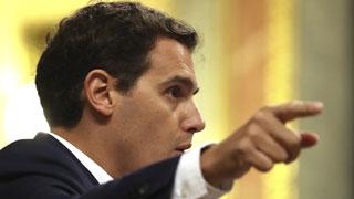 Duro cara a cara entre Albert Rivera y Pablo Iglesias en el que se han cruzado reproches mutuos