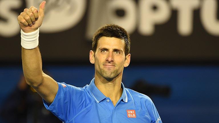Djokovic - Melbourne '15 - rtve.es