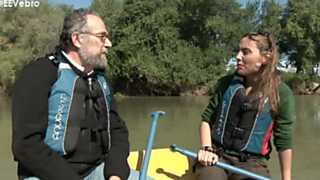 El Escarabajo Verde - El Ebro entre dos aguas
