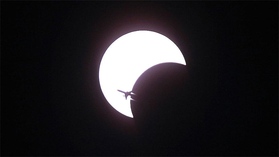 Precauciones a tomar frente al eclipse de sol