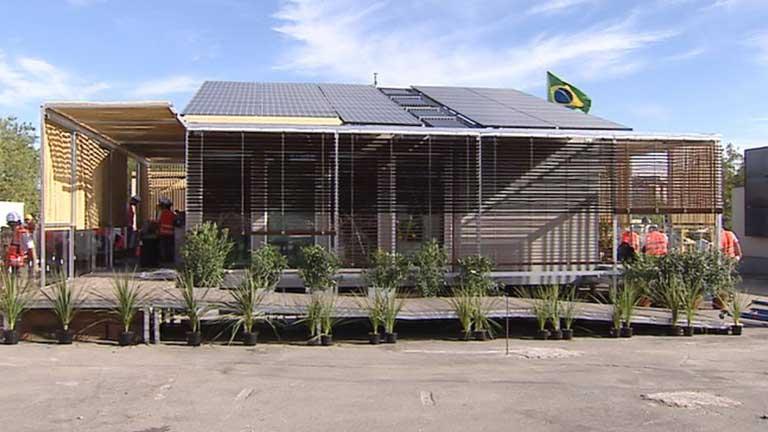 Compitiendo por la casa más ecológica