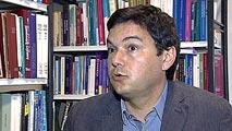 Ir al VideoEl economista Thomas Pikkety apuesta por subir los impuestos y más a los más ricos