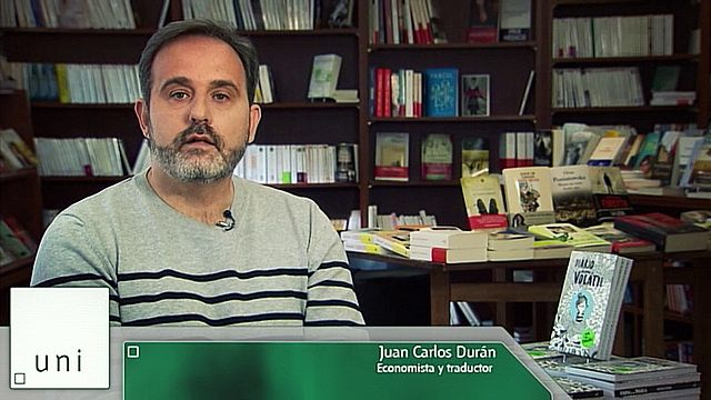 UNED - Economistas en primera persona. Juan Carlos Durán - 21/11/14