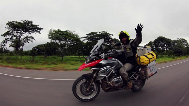 De Ecuador a Panamá en dos minutos y medio