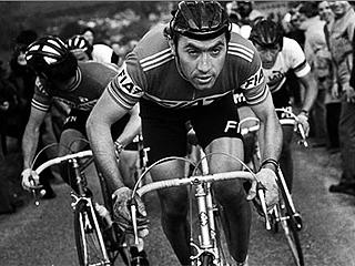 Eddie Merkx, 'El Caníbal' del Tour de Francia
