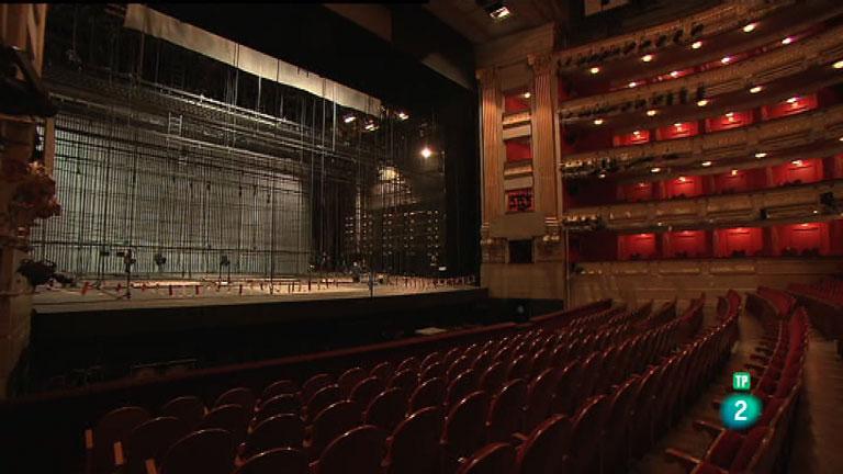La Aventura del Saber. El edificio del Teatro Real