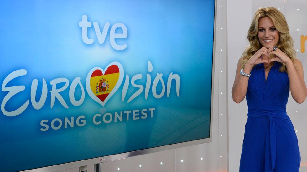 """Eurovisión 2015- Edurne: """"Voy a darlo todo"""""""