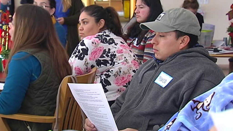 Cerca de cinco millones de inmigrantes indocumentados esperan obtener los papeles en EE.UU.