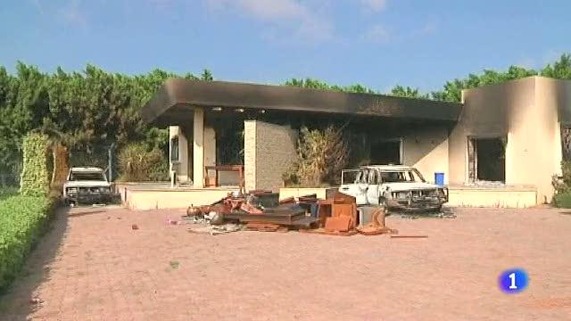 EE.UU. cree que el ataque a su embajada en Bengasi no fue obra de una turba descontrolada