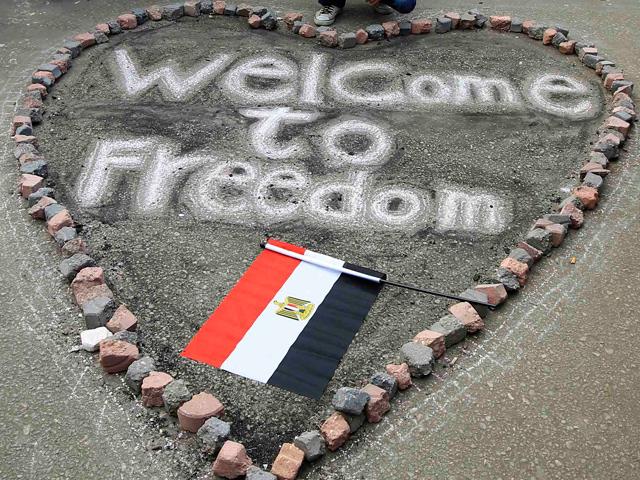 EE.UU. a favor de un Gobierno representativo en Egipto
