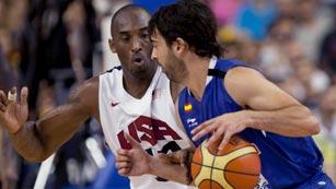 EEUU se lleva la victoria en el amistoso ante España (78-100)