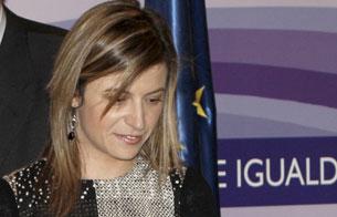 """""""El efecto Neira ha calado en la sociedad"""", ha declarado la Ministra de Igualdad Bibiana Aído"""