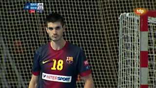 Balonmano - Liga de Campeones EHF: FC Barcelona Intersport-Fuchse Berlín