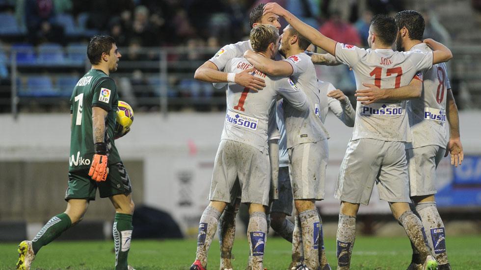 Eibar 1 - Atlético 3