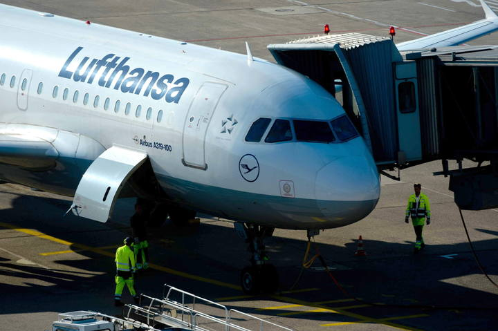 Eighth strike of year at Lufthansa planned