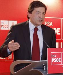 LA EJECUTIVA DE LOS SOCIALISTAS ASTURIANOS HA ELEGIDO A JAVIER FERNÁNDEZ CANDIDATO A PRESIDIR ASTURIAS