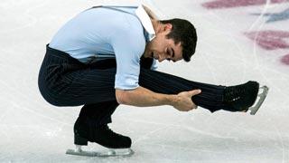 Ejercicio completo de Javier Fernández, oro en el mundial de Boston de patinaje sobre hielo