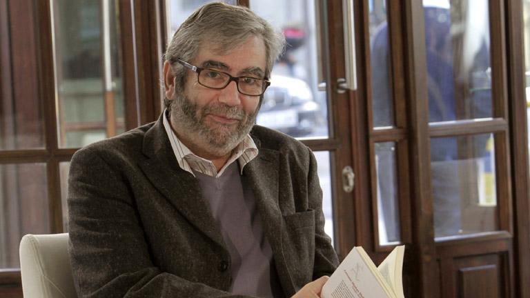 El escritor Antonio Muñoz Molina reivindica en su último libro el ejercicio de mirar