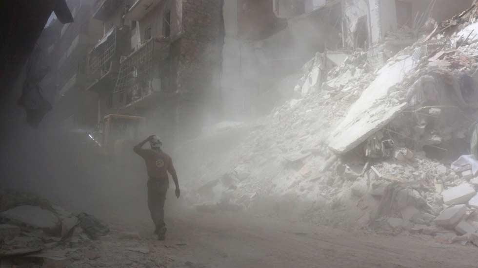 El ejército de Al Asad entra en la provincia de Raqa, controlada por Daesh, por primera vez en dos años