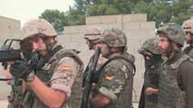 Ir al VideoEl Ejército de Tierra comparte con periodistas su experiencia en zonas de conflicto