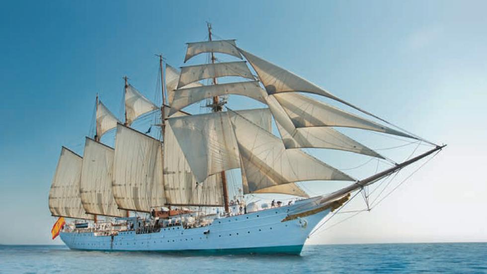 Otros documentales - Elcano, el barco blanco