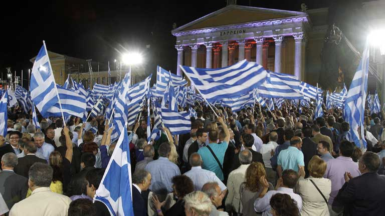 Grecia celebra este domingo elecciones anticipadas