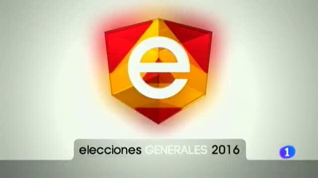 Elecciones Aragón - 15/06/2016