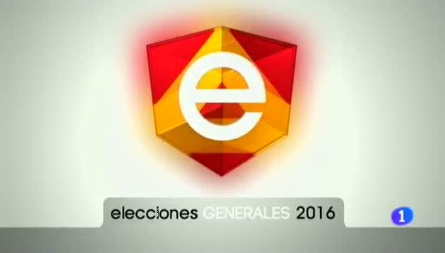 Elecciones Aragón - 17/06/2016