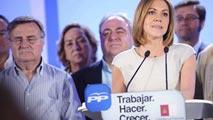 """Ir al VideoElecciones autonómicas 2015 - Cospedal: """"Los ciudadanos han depositado su confianza mayoritaria en el PP"""""""