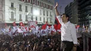 Toda Europa pendiente del voto de los griegos