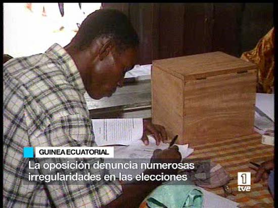 Primeros resultados de las elecciones en Guinea Ecuatorial