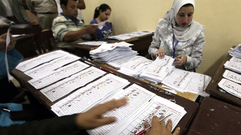 Segundo y último día de elecciones en Egipto