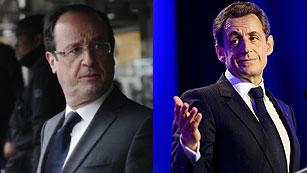 Francia celebra la segunda vuelta de las presidenciales con Hollande como favorito