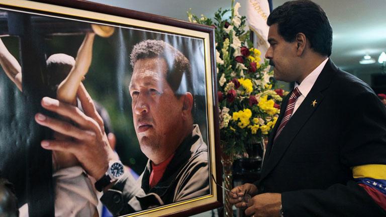Las elecciones presidenciales de Venezuela serán el 14 de abril