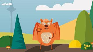 ¡Elige tu nombre favorito para el Castorciélago y gana!