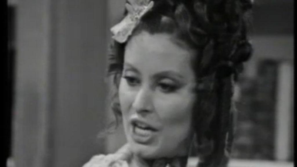 El actor y sus personajes - Elisa Ramírez