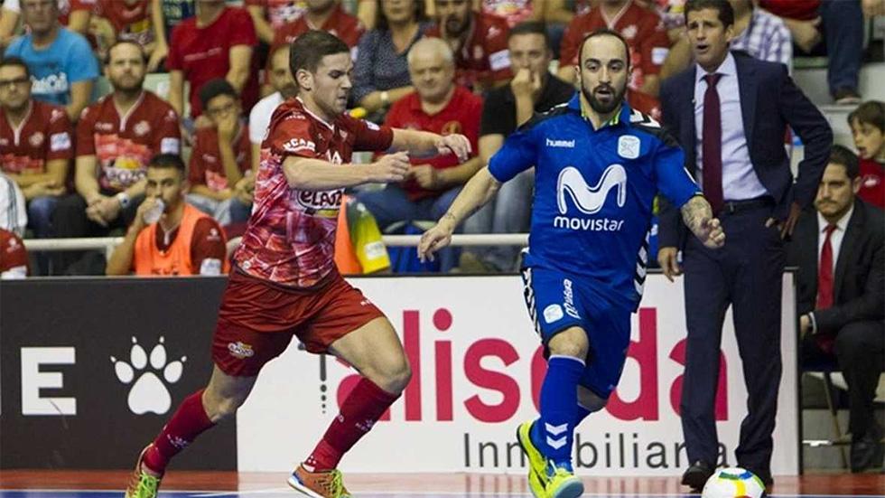 Palma Futsal líder tras la victoria de ElPozo ante Inter