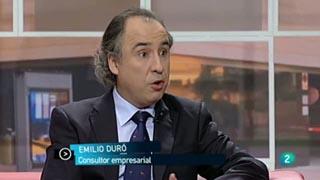Para Todos La 2 - Entrevista: Emilio Duró, la felicidad y el éxito