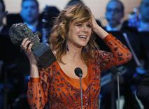 Ir al VideoEmma Suárez, premio Goya a la mejor actriz protagonista por 'Julieta'