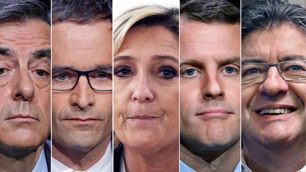 Emmanuel Macron es el favorito de estas elecciones