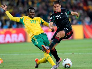 Sudáfrica - México, un empate para arrancar el Mundial
